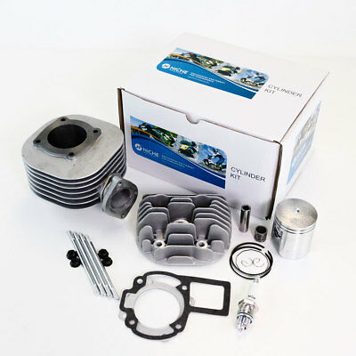 Suzuki QuadSport LT80 Cylinder Piston Gasket Cylinder Head Kit 1987-2006