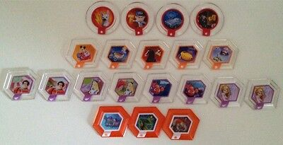 Series 1,2,3 - Disney 1.0 Infinity Power Discs***Series 1, 2 and 3 YOU PICK***