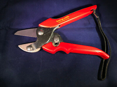 "Anvil Pruning Shears 3/4"" .75"" Non-Stick Coated Blades Pruner Left of Right Hand"