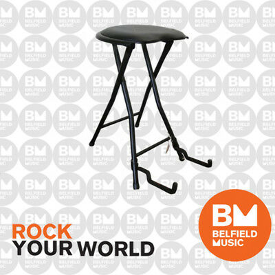 UXL Guitar Stool with Guitar Stand In One FGS-1- BNIB - BM