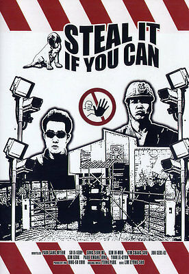 Steal it if you can (DVD - NEU)
