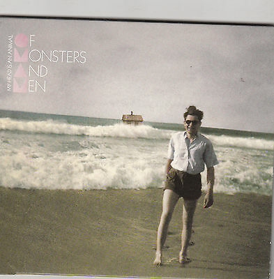 OF MONSTERS AND MEN - my head is an animal CD