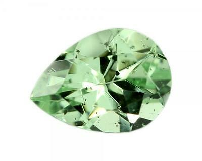 0.78 Carats Natural Merelani Mint Garnet Gemstone - Pear
