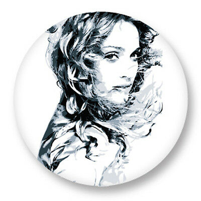 Magnet Aimant Frigo Ø38mm Madonna The Queen of Pop