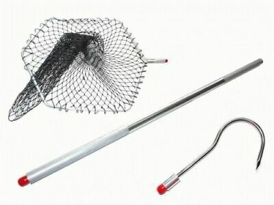 KAMIKAZE Combo Large Net+Large Gaff+Handle 900mm