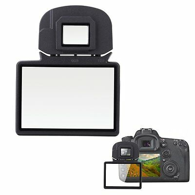 GGS III LCD Screen Protector glass for Canon 7D MK II 7D2
