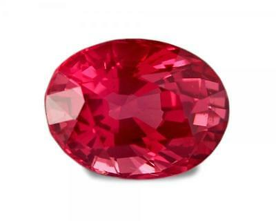 1.04 Carats Natural Mahenge Spinel Loose Gemstone - Oval