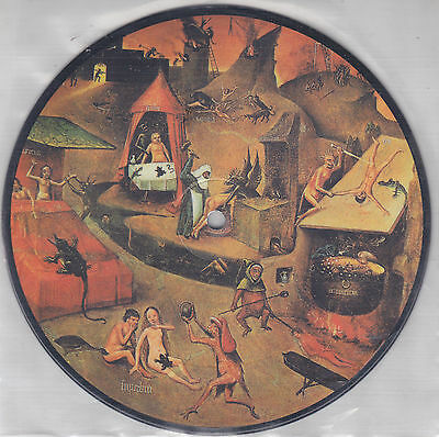 """SARCASM - scattered ashes 7"""" picture disc"""