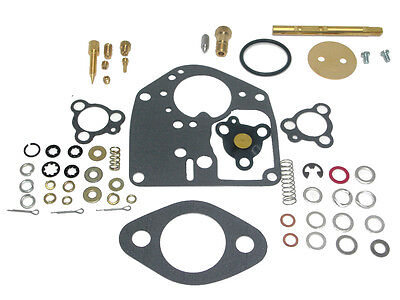 Land Rover Series 2 2A 3 Zenith Carburetor 4Cyl Overhaul Kit Bearmach 605092