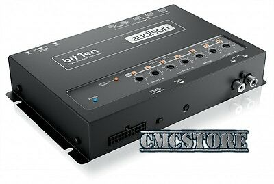BIT TEN  AUDISON Processore audio digitale DSP per auto Equalizzatore Crossover