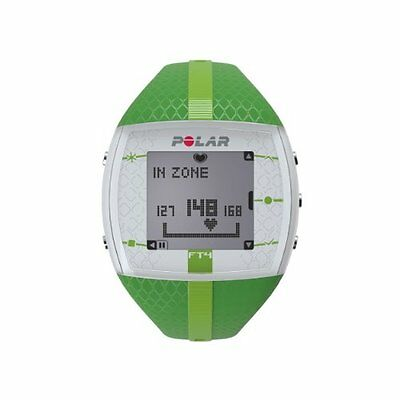 Polar FT4 Heart Rate Monitor and Sports Watch - Green