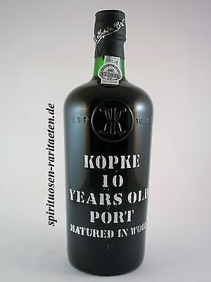 Port Kopke 10 Years Old  Ältestes Portwein Haus Porto