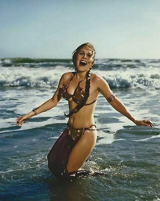 Carrie Fisher  8x10 photo picture AMAZING Must see! #2