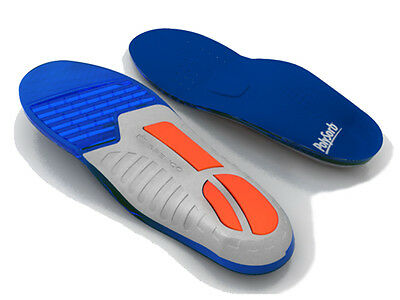 Spenco Gel Total Support Insoles, Full Length Supportive Cushioning Inserts