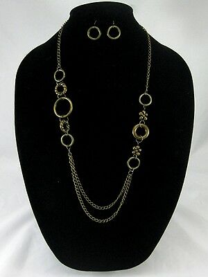 One Dozen New Wholesale Necklace & Earring Sets #N2502-12