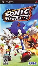 Sonic Rivals PlayStation Portable Sony PSP (GREATEST HITS) NEW