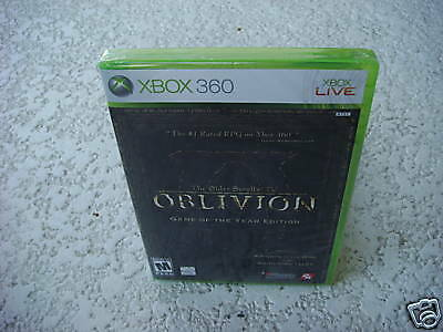 The Elder Scrolls IV: Oblivion (Game of the Year Edi...