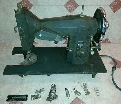 Vintage 1950's SEARS KENMORE Sewing Machine Model #117-552 FREE SHIPPING!  A