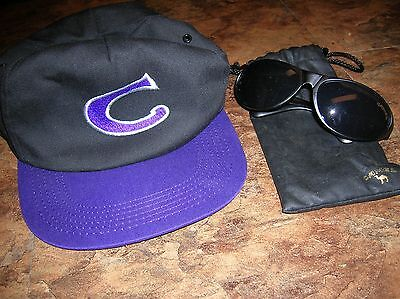 Camel Collector Sunglasses Original and Hat