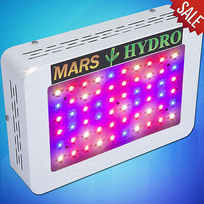 Mars 300W LED Grow Light Lamp Full Spectrum Veg Bloom for Medical Indoor Plants
