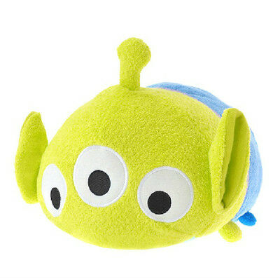 Disney Store Middle (M) Tsum Tsum Toy Story Alien Plush Doll 4936313428117