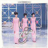 More Hits/The Supremes Sing Holland-Dozier-Holland by The Supremes (CD,...