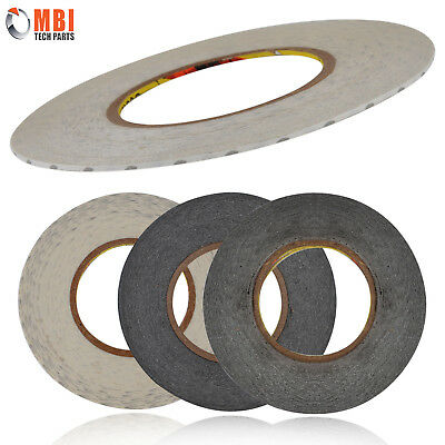 Roll of Double Sided 2mm 3M Adhesive Digitizer Tape for iPhone 4 5 6 iPod, iPad