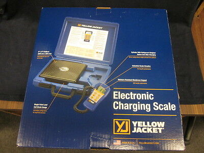 Yellow Jacket Electronic Charging Scale 110Lbs (50Kg) - 68802
