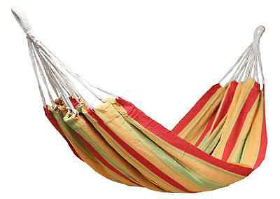 Cotton Hanging Hammock Chair Rope Bed Swing Seat Outdoor Garden Patio Furniture