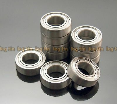 [10 pcs] 62800 62800zz 10*19*6 10x19x6 mm Metal Shield Ball Bearing Bearings