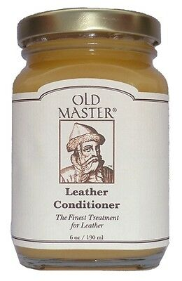 Old Master Leather Conditioner/Preserver