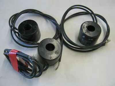 Lot of 3 ASCO SOLENOID VALVE COILS