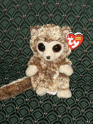 """Ty Beanie Baby Bush Baby PEEPERS 6""""  Mint/mint tag  RETIRED  * EXTREMELY RARE"""