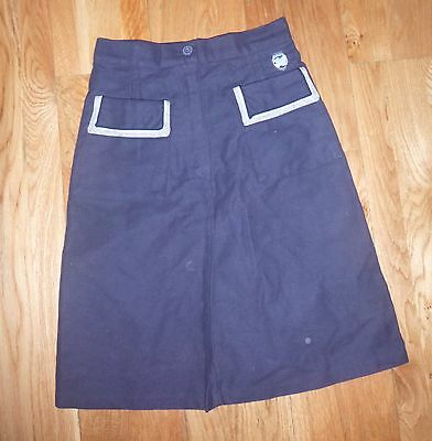 Girls Replay & Son Blue Skirt New Size 6-7 Years New Without Tags