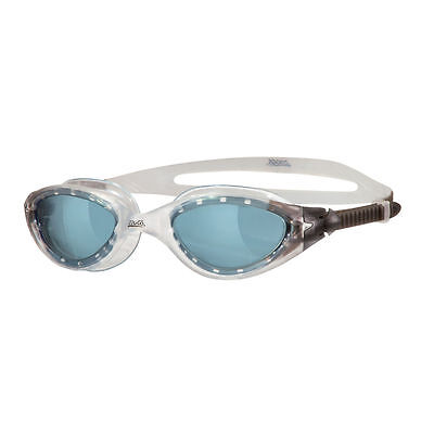 102246 SPORTS DEAL Zoggs Panorama Adult Swimming Goggles - Clear/Smoke