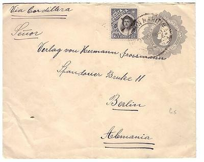 shop1085 Chile cover to Germany