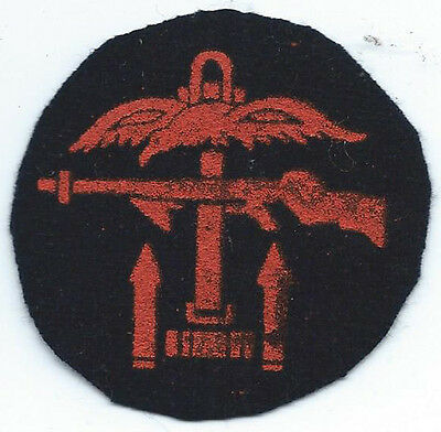 WWII Flocked Combined Operations / Commando Patch