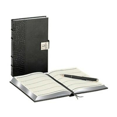 C.R. Gibson Five Year Diary with Lock - Heritage Fashion™ Onyx
