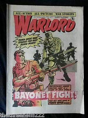 Warlord #156 - Sept 17 1977