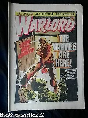 Warlord #157 - Sept 24 1977