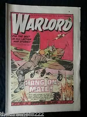Warlord #210 - Sept 30 1978