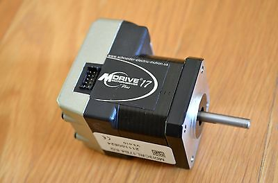IMS MDrive17 Nema17 Stepper Motor with Built-in Driver & Encoder - CNC Rep Rap