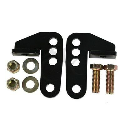 "Rear Adjustable 1"" 2 "" 3"" Lowering Kit For 05-13 Harley Sportster XL883 XL1200"