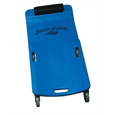 Lisle 94032 Large Wheel Plastic Creeper - Blue