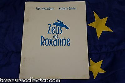 Zeus and Roxanne, Press release, MGM Pictures, 1996