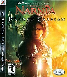 PS3 DISNEY THE CHRONICLES OF NARNIA: PRINCE CASPIAN GAME BRAND NEW SEALED