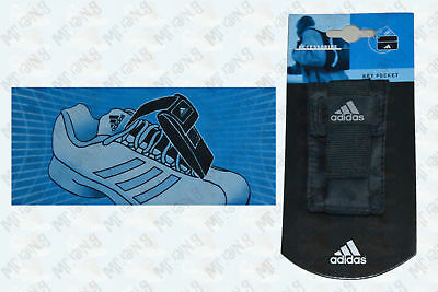 adidas Shoe Pocket Pouch for  Key Money - Gym Running Cycling Sports Wallet