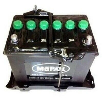 Tar-Top Battery Disguise Set for 1956-1964 Ply - Dodge - DeSoto - Chrys - Imp