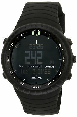 Brand New Suunto Core Outdoor Sports Watch All Black
