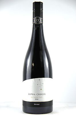 Alpha Crucis Shiraz 2010 Red Wine, McLaren Vale